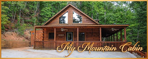 North Carolina Luxury Mountain View Cabin Rental