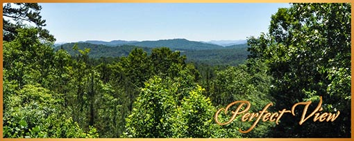 Perfect View North Carolina Mountain view Cabin Rental - Rocky Bottom